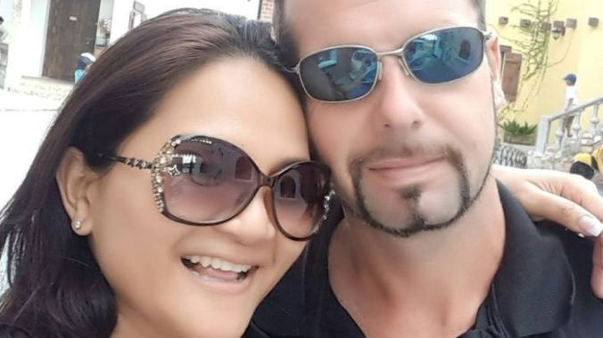 Perth bikie Luke Cook and wife sentenced to death over failed Thai